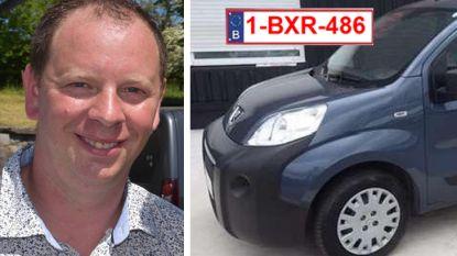 Vermist: Gwenaël Baudoin (34) is sinds vrijdag spoorloos