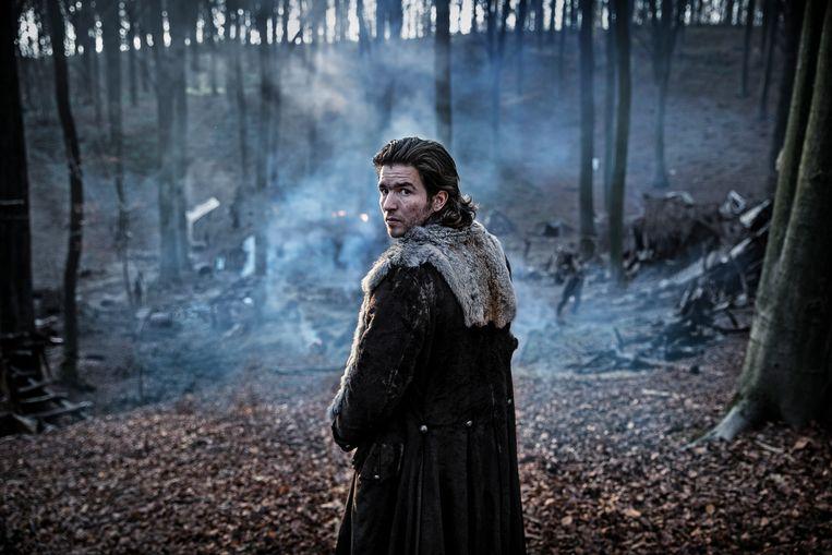 'De bende van Jan de Lichte' zal nog dit jaar te zien zijn op het nieuwe betalende streamingplatform van DPG Media. Beeld VTM
