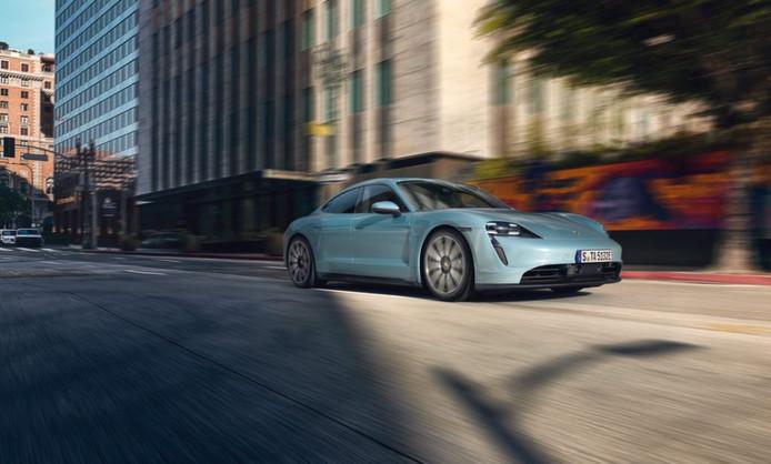 Taycan, de allereerste elektrische Porsche