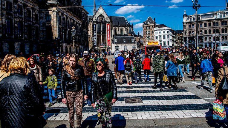 De populariteit van Amsterdam daalt bij huiszoekers Beeld ANP