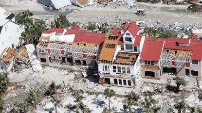 """""""Alsof er bom ontploft is"""": al achttien doden door orkaan Michael in VS"""