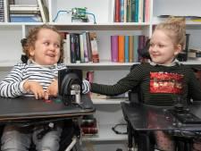 Ommen al maanden in touw voor SMA-patiëntjes Cato (8) en Moos (6) en hun lotgenoten; ruim 33.000 euro binnen