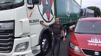 Rode lintjes om jonge truckchauffeur te herdenken