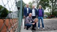 """Tennisclub Duvels legt 3 padelvelden aan: """"We willen snelst groeiende sport aanbieden aan Willebroekenaars"""""""