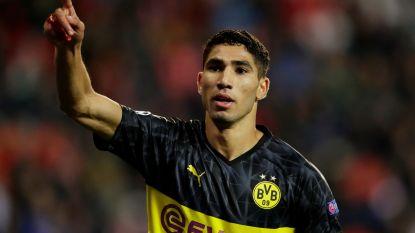Transfer Talk. Hakimi officieel van Inter - KV Oostende haalt Franse linksachter