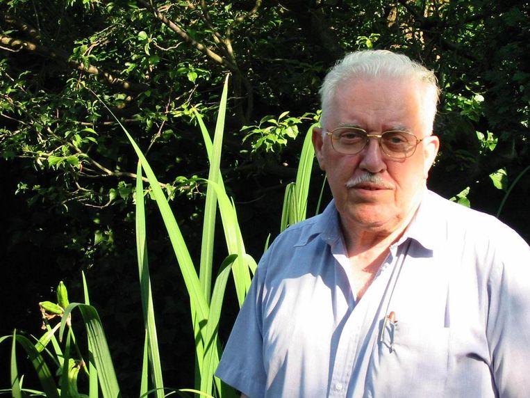 Werther Pelgrim werd 87.