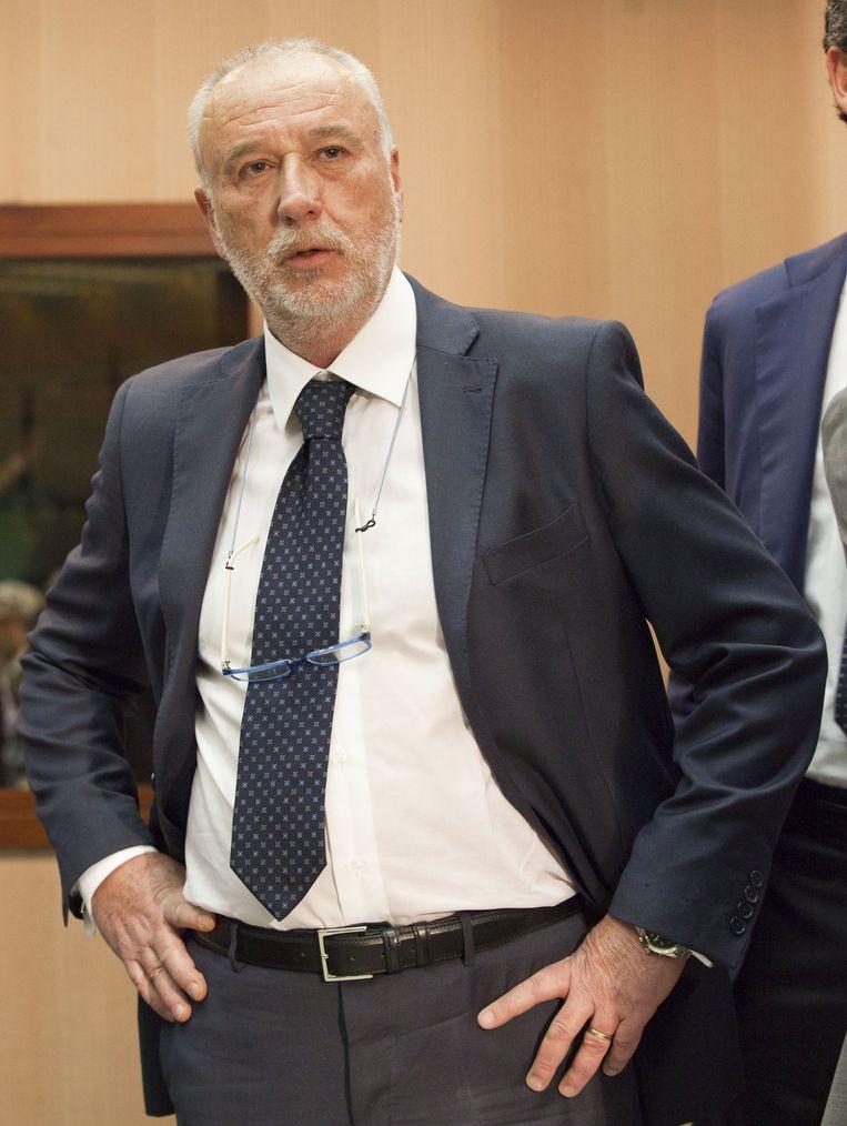 AnsaldoBreda-topman Maurizio Manfellotto.