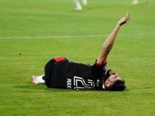Nachtmerrie voor Maxi Romero: rest van het seizoen uitgeschakeld bij PSV