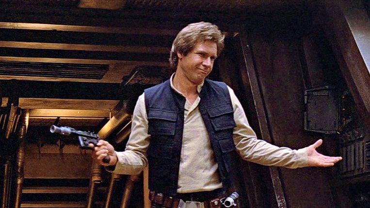 Han Solo Beeld null