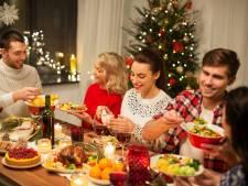 Deux invités supplémentaires à Noël: le scénario le plus réconfortant?