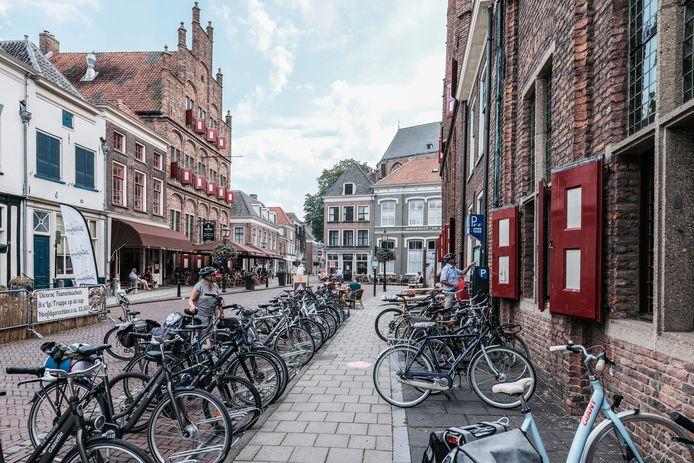 Veel historie in Doesburg. Foto ter illustratie.