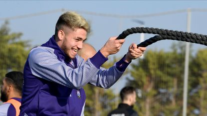 Wie is Colassin, de 18-jarige debutant die Anderlecht moet redden in de spits?