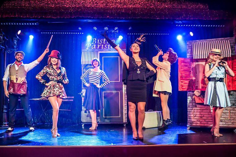 Royal werd in de 'Hamse Moulin Rouge' 47 keer opgevoerd.