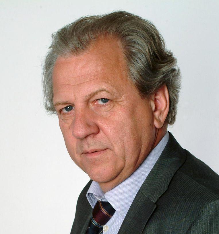 Hubert Damen vervult weer de nobele rol van Witse. Beeld null