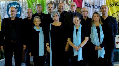 Gregoriaanse gezangen en weetjes over ikonen in de kerk van Alsemberg