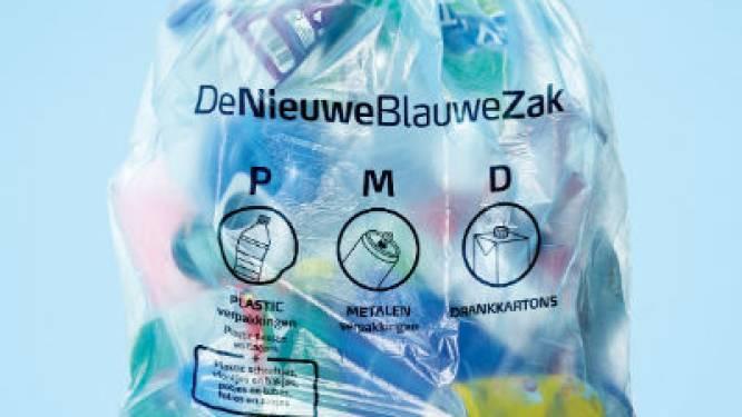 """Intradura schept duidelijkheid over 'blauwe zak': """"Oude PMD-zakken blijven onbeperkt geldig"""""""