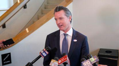 Gouverneur van Californië sluit bars in Los Angeles en andere regio's