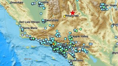 Schade blijft beperkt na zwaarste aardbeving in Californië sinds 1999