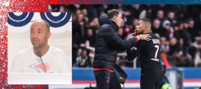 Christophe Dugarry n'a pas apprécié l'attitude de Kylian Mbappé