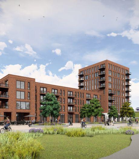 Appartementen, woningen en woonzorgstudio's pal naast station in Dronten