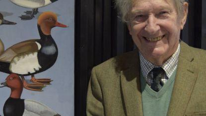 Thierry Robyns stelt tentoon in Het Zwin