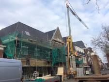 Sporen grote brand definitief uitgewist: nieuwbouw Zwijsenplein Kerkdriel uit de steigers