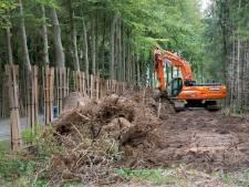 Eerste deel reconstructie Zuiderzeestraatweg Putten klaar, vertraging voor de rest