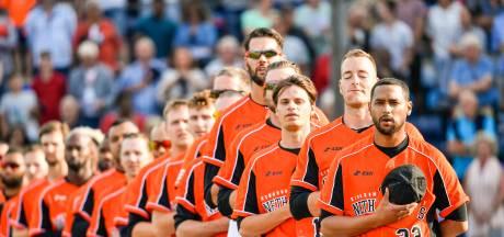 Honkballers Japan pakken titel in Haarlem