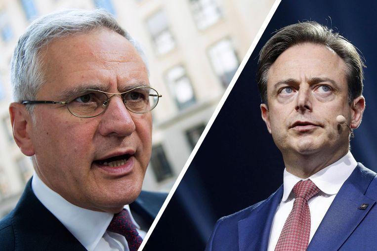 Kris Peeters (CD&V) is het niet eens met de plannen van N-VA-voorzitter Bart De Wever.
