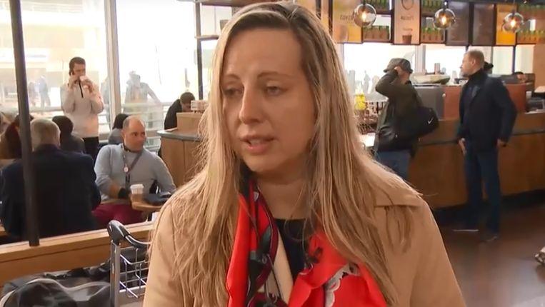 Elizabeth Krahulecz raakte zwaargewond bij de aanslagen van 22 maart 2016.