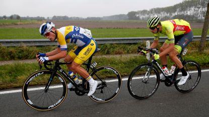 LIVE. Twee Belgen in de aanval, peloton houdt controle, wie wint openingsrit BinckBank Tour?