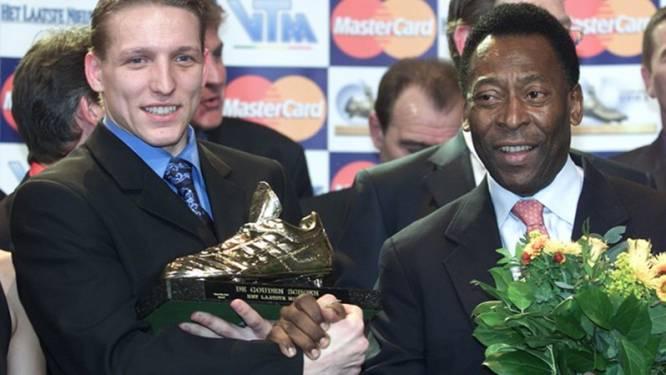 Voetballegende Pelé viert zijn 80ste verjaardag: een rijkgevulde carrière in zestien foto's
