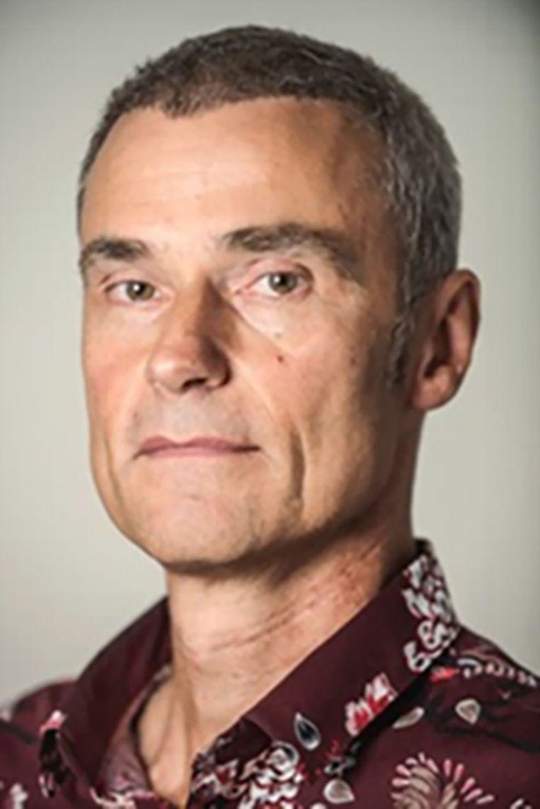 trauma-specialist Kaz de Jong. Beeld