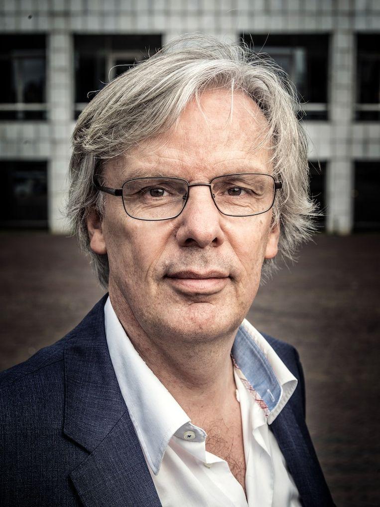 'In landen waar de overheid goed georganiseerd is, leven mensen langer en zijn ze gelukkiger' Beeld Martin Dijkstra