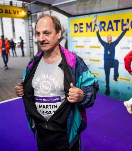De Marathon maakt tournee af ondanks bekentenis Gosschalk