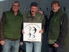 Na elf jaar is oeverzwaluw eindelijk welkom in Brandevoort