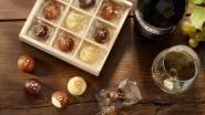 Limburgse chocolatier maakt feestpraline met wijnkasteel