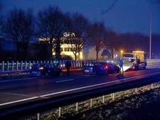 Forse files op A73 lossen op na ongevallen bij Haps en Venray