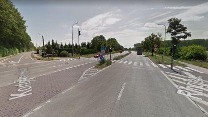 Werken aan zwart kruispunt in Deerlijk starten midden 2021