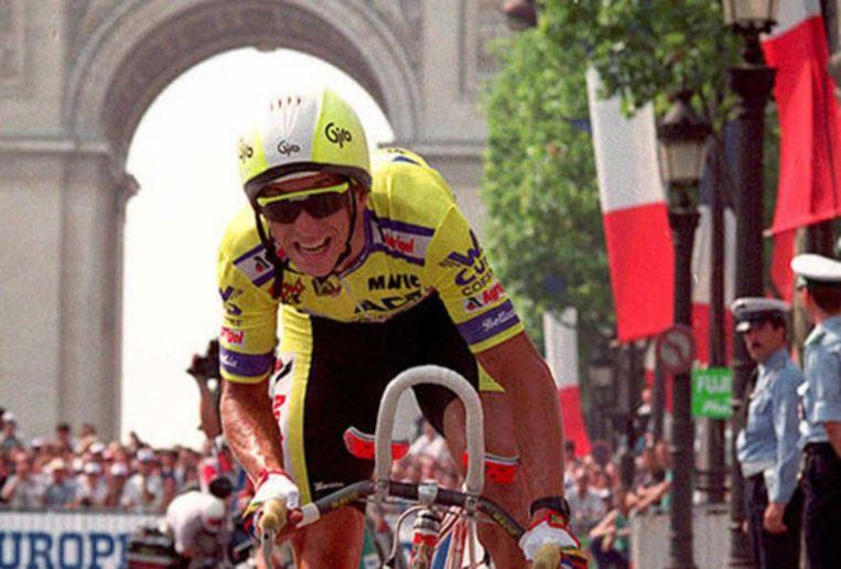 Greg LeMond, Tour 1989 (ANP) Beeld