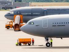 Vliegbasis Eindhoven overweegt uitbreiding opslagtanks kerosine