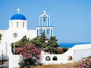 Griekse droom op Santorini
