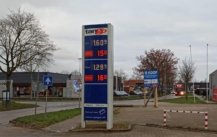 Tango op vrijdag: euro kost 160.9 cent