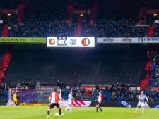 Aanklager wil Feyenoord fors straffen: drie vakken dicht en boete