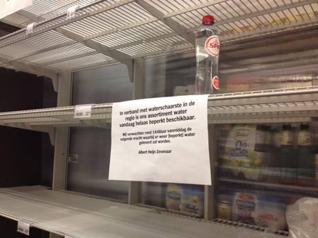 Duizenden huishoudens Liemers zonder water door storing, ook tweede lekkage