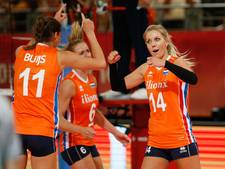 Volleybalsters naar finale World Grand Prix in China