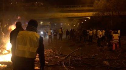 Automobilist knalt op stilstaande truck: dode door ongeval bij blokkade gele hesjes in Wallonië