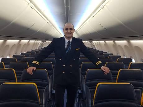 Van kroeg naar vliegtuig: Léon Wetzer (36) uit Best gooit het roer om