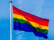 Hogeschool Rotterdam hijst toch een regenboog