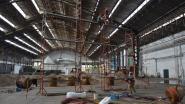 """VIDEO. Zeven kunstcollectieven palmen Floraliënhal in voor Biënnale van België: """"Potentieel tonen van jonge generatie kunstenaars"""""""